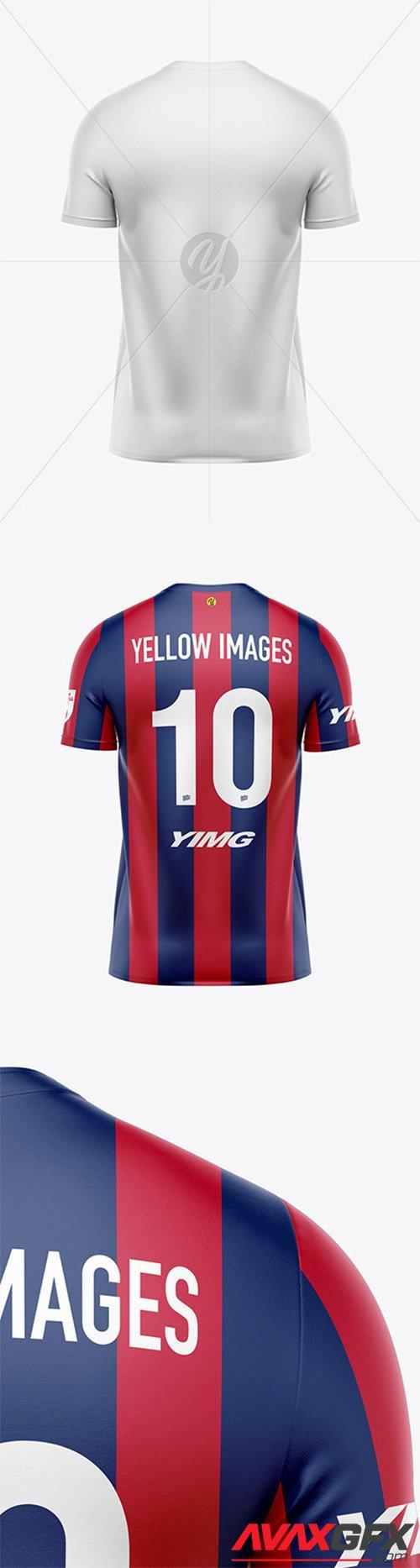 Download Men's Soccer Jersey Mockup 45923 » AVAXGFX - All Downloads ...