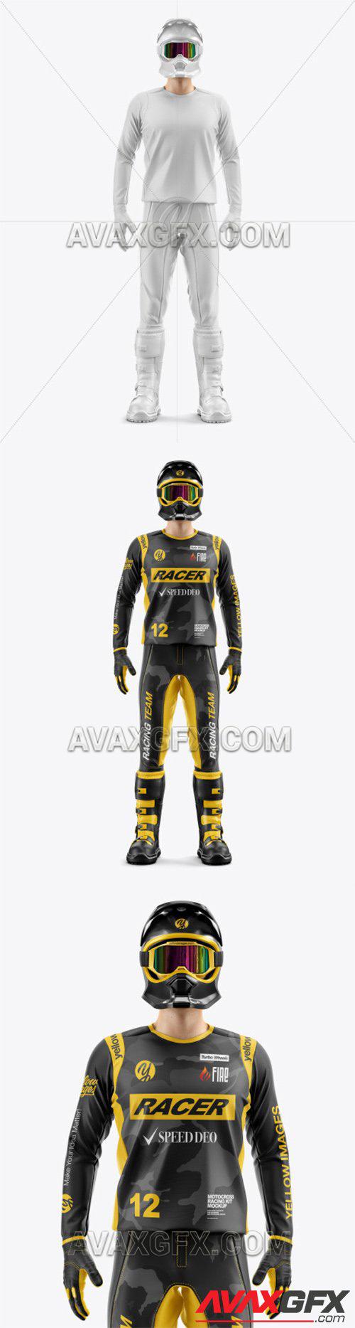 Download Motocross Racing Kit Mockup 56906 » AVAXGFX - All ...