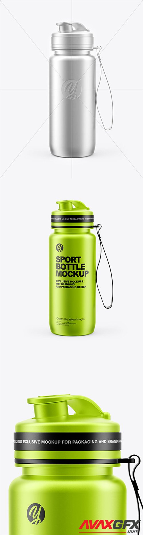 This psd mockup includes special layers and a. Metallic Sport Bottle Mockup 64215 Avaxgfx All Downloads That You Need In One Place Graphic From Nitroflare Rapidgator