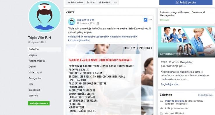 Sve jednostavniji kontakti s poslodavcima - Avaz, Dnevni avaz, avaz.ba