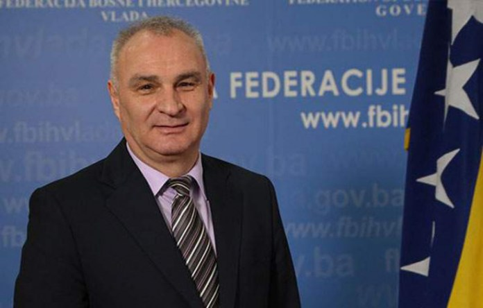 Ministar Mato Jozić
