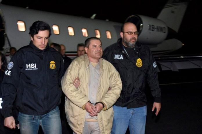 Guzman osuđen na doživotnu robiju