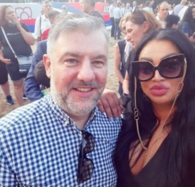 S ministrom Šeranićem