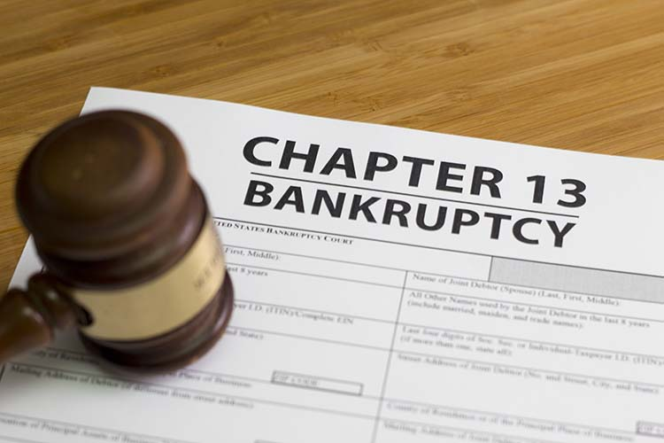 Chapter 13 bankruptcy petition make affordable payments without fear of lawsuit