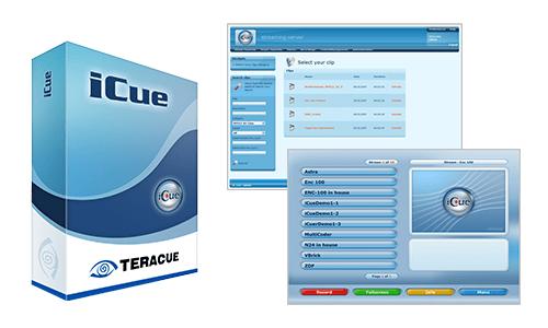 iCUE Server