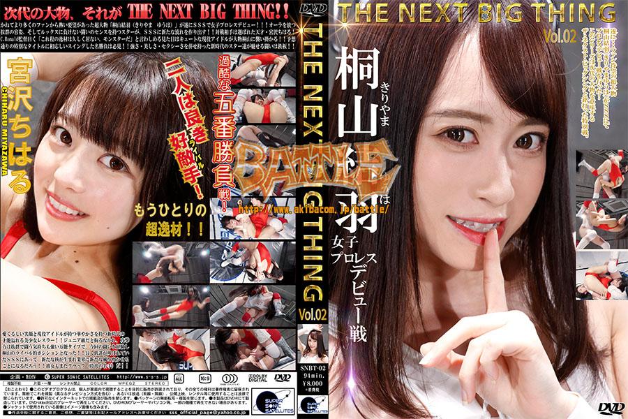 THE NEXT BIG THING Vol.02