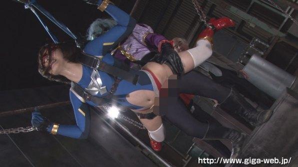 【G1】スパンデクサー・コスモエンジェル パペットマスター恥辱の遠隔操作編012