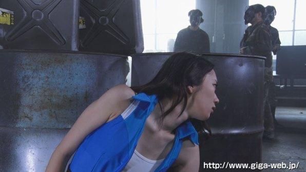 極悪強襲集団ヒロイン狩り 電磁人間アタック006
