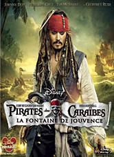 Pirates Des Caraibes La Fontaine De Jouvence : pirates, caraibes, fontaine, jouvence, Pirates, Caraïbes, Fontaine, Jouvence, Blu-Ray