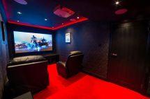 Garage Home Cinema - Av Comm