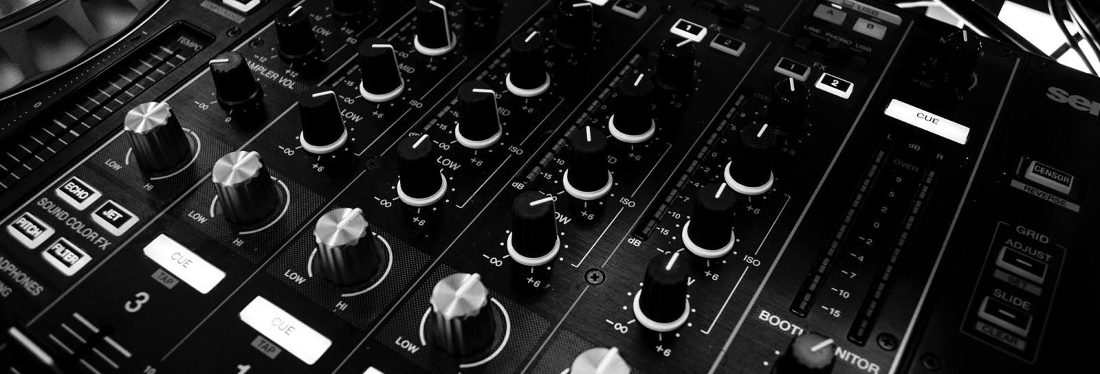DJ MIX MESA MEZCLAS