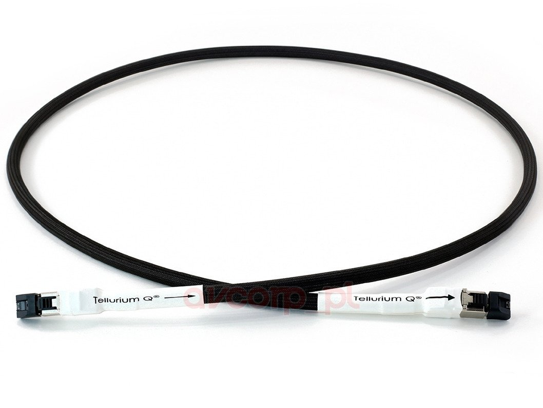 hight resolution of  tellurium q black diamond digital streaming cable ethernet lan cable