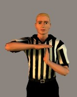 Youth Basketball Referee Signals