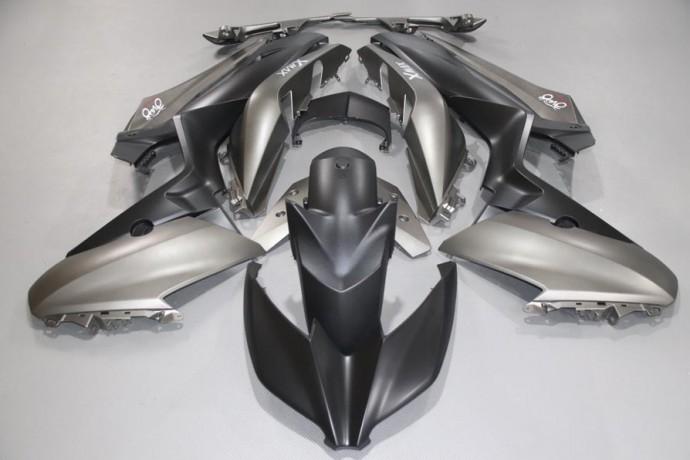 komplette motorradverkleidung yamaha xmax 125 300 400 2017 2020