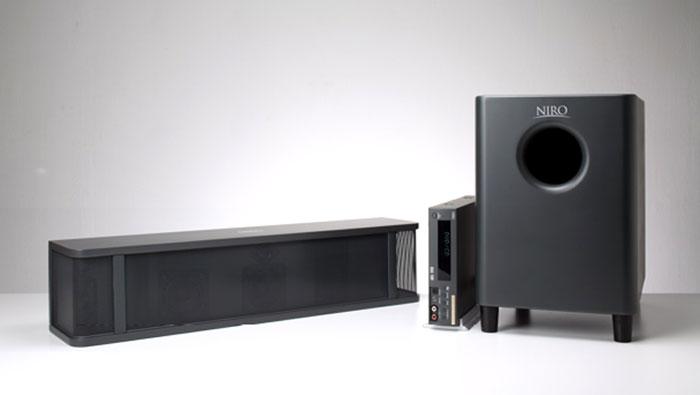 Niro 1000 Virtual Surround Sound System