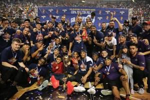 Jorge Hernandez Fernandez - Guaros Campeón 2018