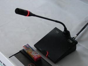 Discussion Microphone