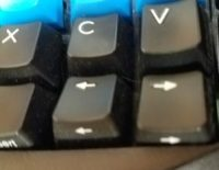 Photo of arrow keys