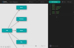 screenshot of gleek.io