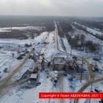 Путепровод через дорогу Т-04-12