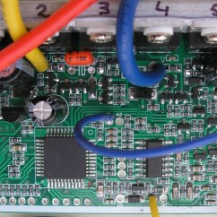 Data Cable Wiring Diagram Fpv Quadcopter Ku63 Motor Controller Top Without Some Capacitors