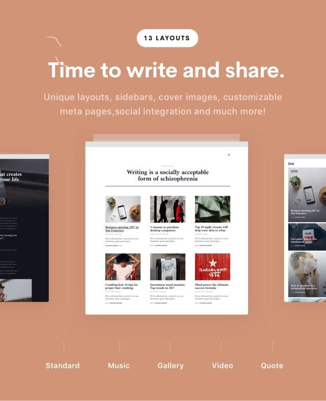 Ave - Responsive Multi-Purpose WordPress Theme - 27