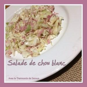 salade de chou blanc au jambon fromage r p et ses graines au thermomix autres robots ou la. Black Bedroom Furniture Sets. Home Design Ideas