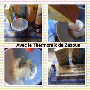 avec le thermomix de zazoun
