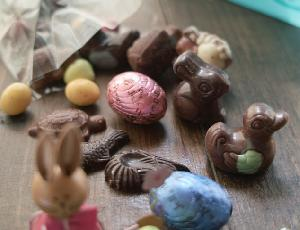Pâques チョコレート