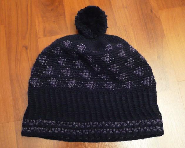 bonnet homme crochet simply 1