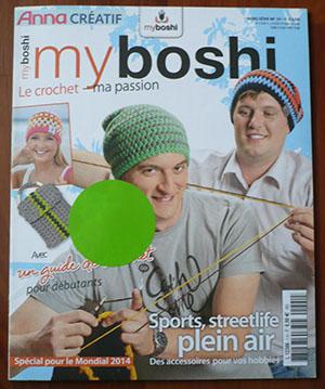 my boshi magazine crochet