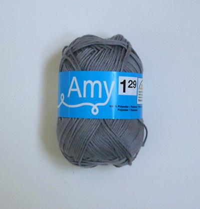 coton amy gris