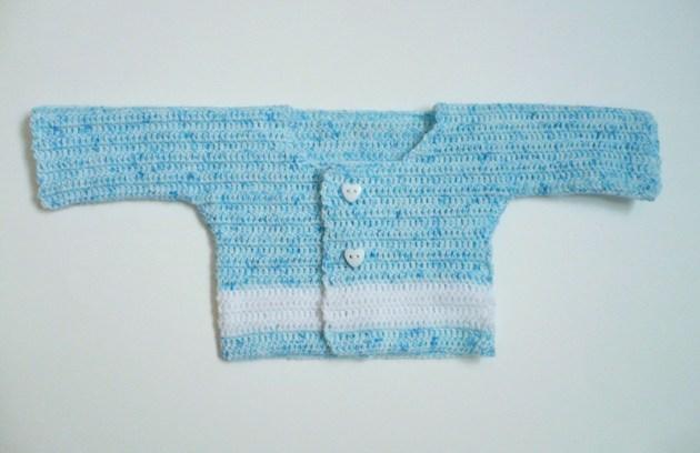 brassière bébé au crochet22