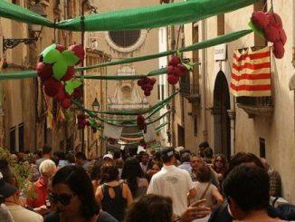 Fiesta del Vino y la Vendimia de Poboleda