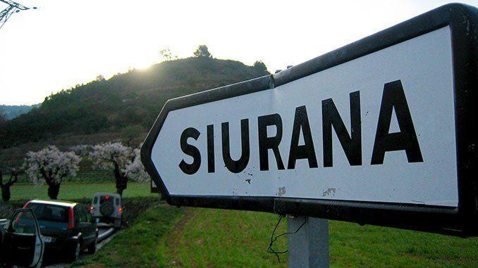 Carretera Siurana