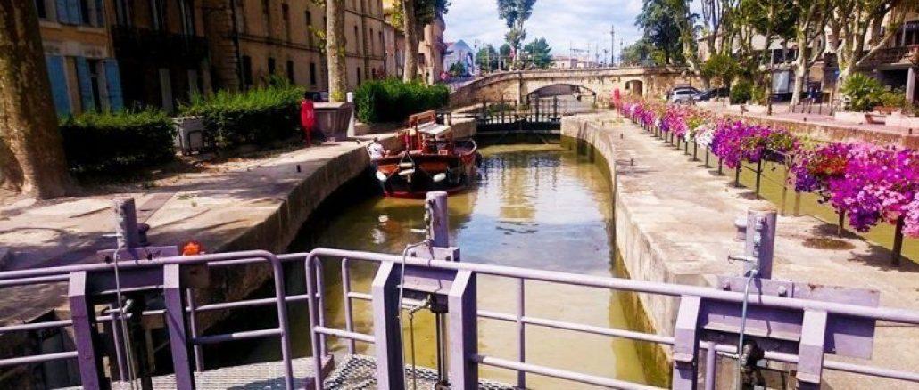 Canal de la Robine Narbona