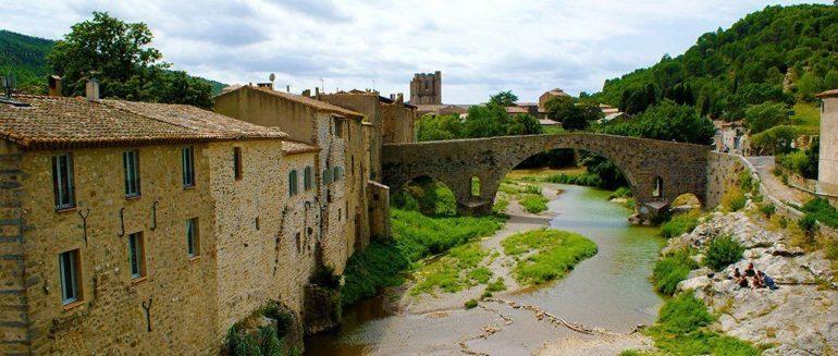 Lagrasse, una joya medieval a medio camino entre Narbona y Carcasona