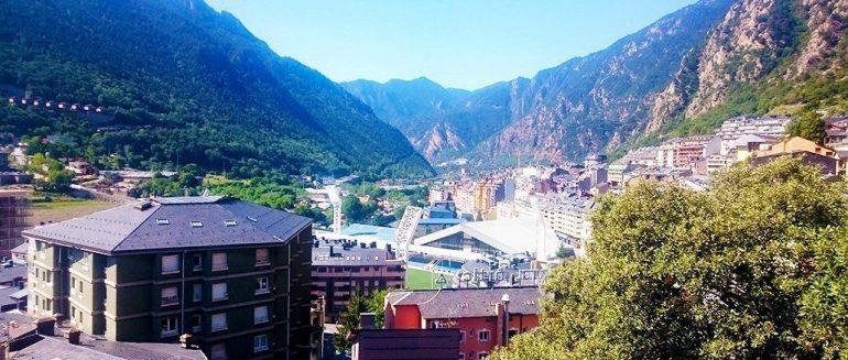 Andorra la Vella, la capital de los Pirineos