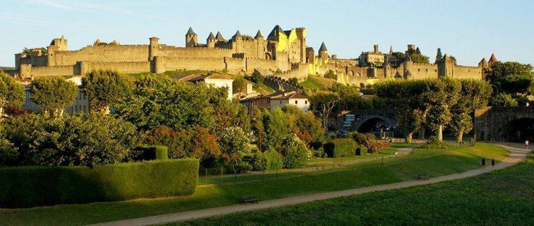 'La Cité' de Carcassonne, una ciudad de película única en Europa