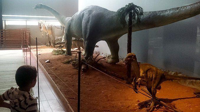 Museo Dinosaurios Espéraza