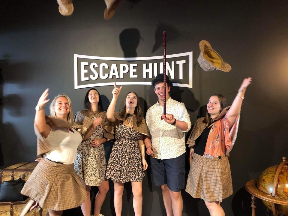 Escape Game Bruxelles