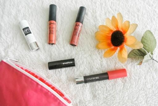 5 Favorite Summer Lip Colors