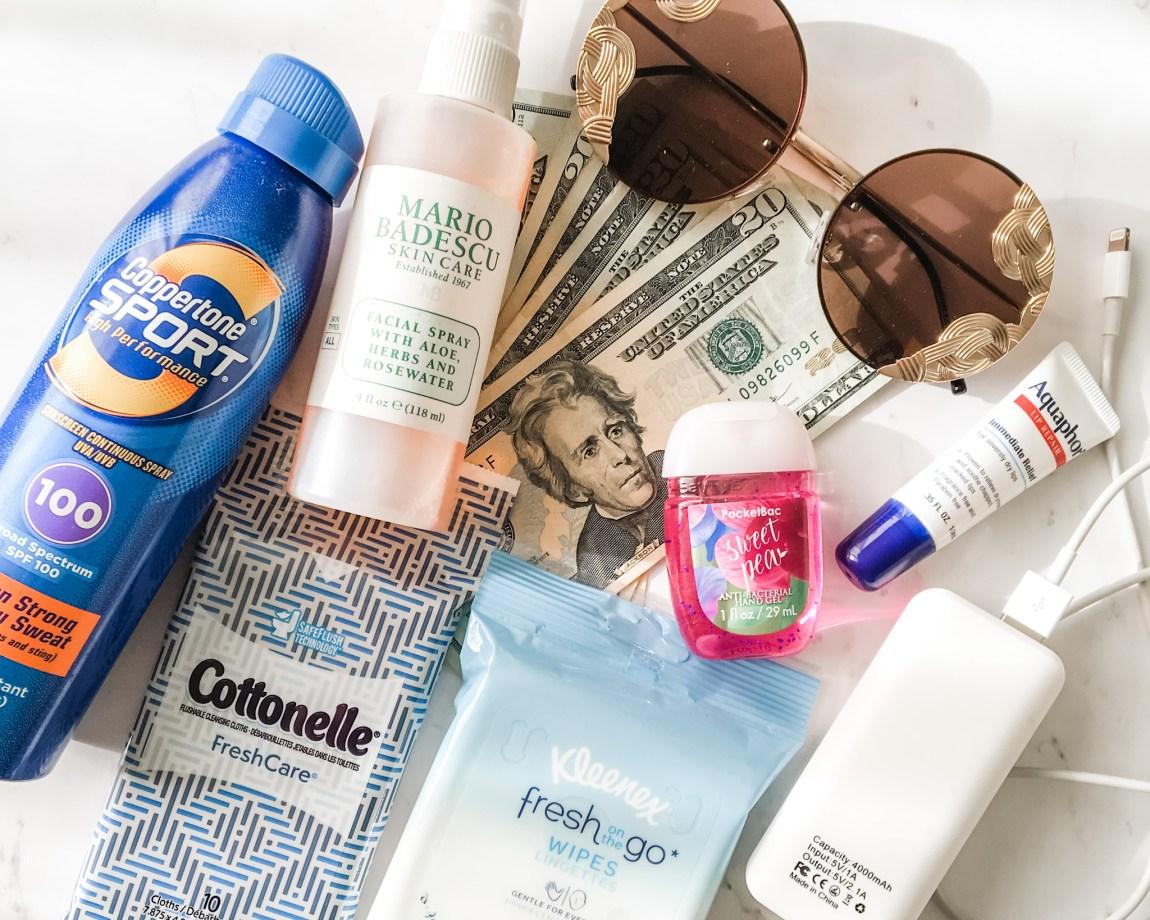 What's in My Bag? Coachella Essentials Edition