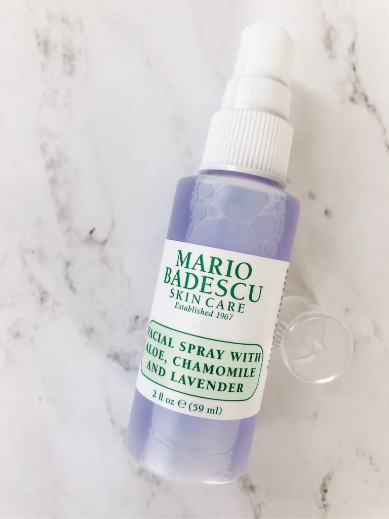 Mario Badescu Facial Spray with Aloe, Chamomile, and Lavendar