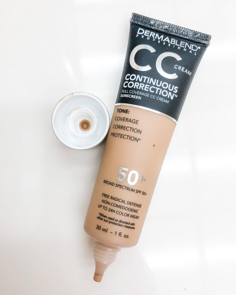 Dermablend Continuous Correction Tone-Evening CC Cream SPF 50+