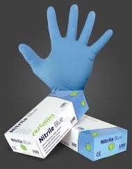 Galaxy Nitrile Blue 228