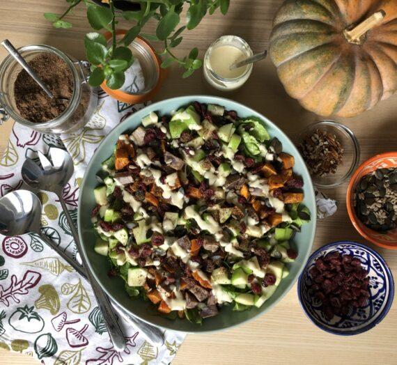 Salade d'Automne // Autumn Salad