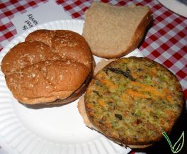 Don Lee Farms Veggie Patties