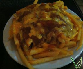 Doomie's - Vegan chili fries | A Vegan in Progress