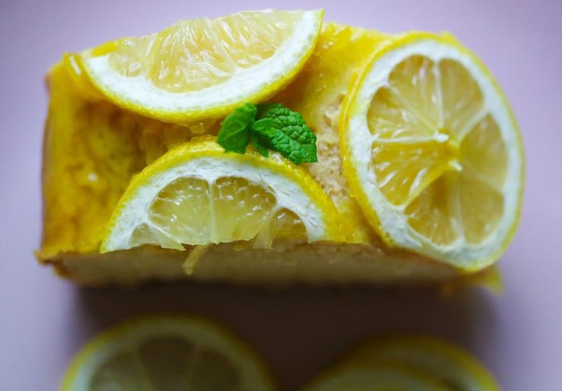 Torta Fragrante al Limone